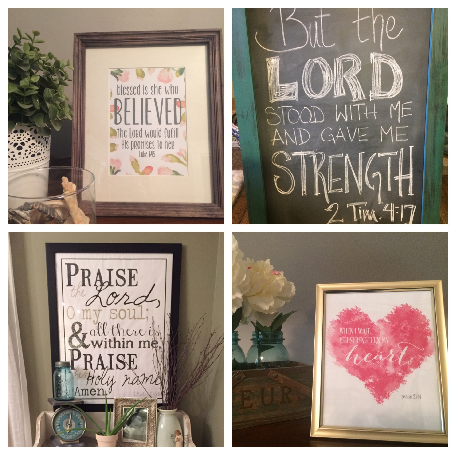#faithfilledfriday: Faith Markers